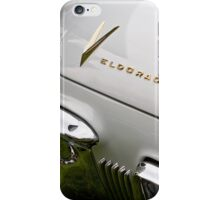 White Eldorado iPhone Case/Skin