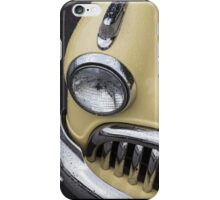 1949 Buick Tryptych iPhone Case/Skin