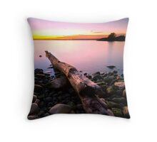 Not Your Typical Beach Throw Pillow