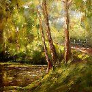 Three Oaks by Monica Vanzant