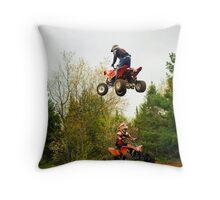 Up Top Throw Pillow