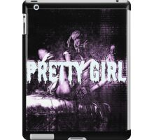 PRETTY GIRL iPad Case/Skin