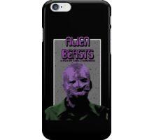 Alien Beasts iPhone Case/Skin
