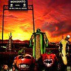GMO - Monsanto by Poderiu ^