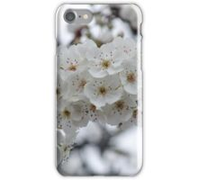 Blooming In A Rain iPhone Case/Skin