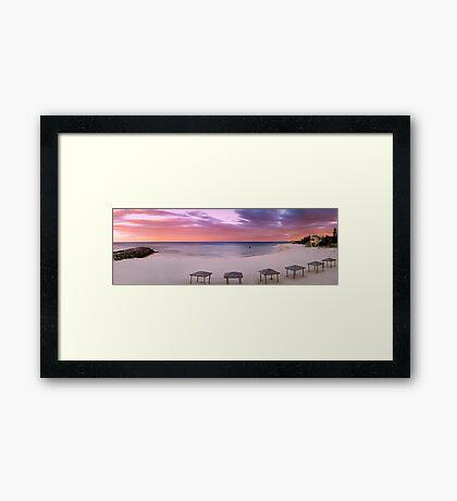 Cottesloe Sunrise - Hi Res Framed Print