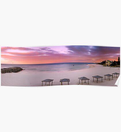 Cottesloe Sunrise - Hi Res Poster