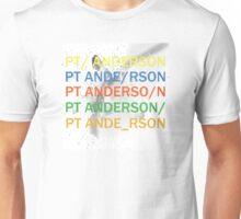 Paul Thomas Anderson Unisex T-Shirt