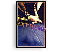 Extreme Canvas Print