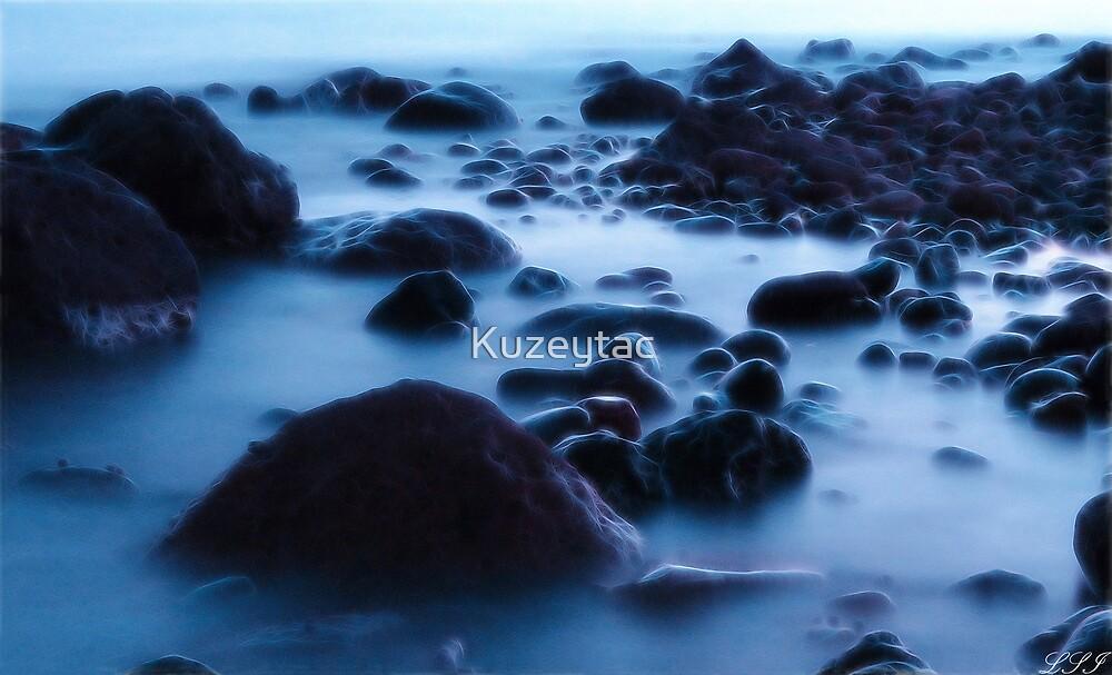 Blue Ice by Kuzeytac