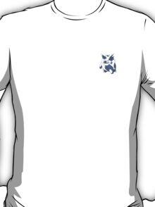 gengar classic ken sugimori pokemon  T-Shirt