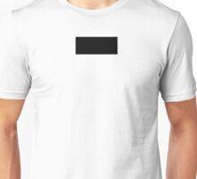 black and whit thsirt  Unisex T-Shirt