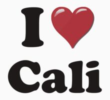 I Love Cali by ColaBoy