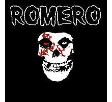 George Romero Photographic Print