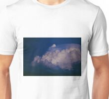 Rage in the heavens Unisex T-Shirt