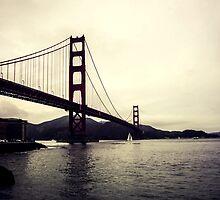 Golden Gate Bridge by noondaydesign