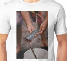 The wash up Unisex T-Shirt
