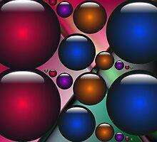 Shiny Buttons by barrowda