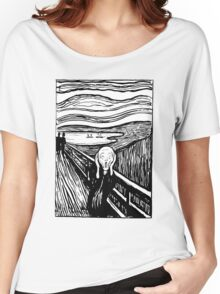 TheScream Women's Relaxed Fit T-Shirt