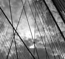 Brooklyn Bridge  by Anca  Stef