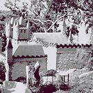 Fairy castle by evapod