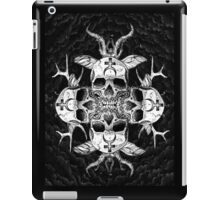 Radial Skull iPad Case/Skin