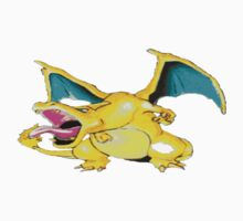 Charizard 1st edition Kids Clothes