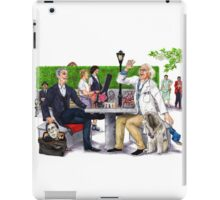 Checkmate - Doctor Who iPad Case/Skin