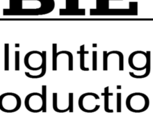 Obie's Lighting Productions Sticker