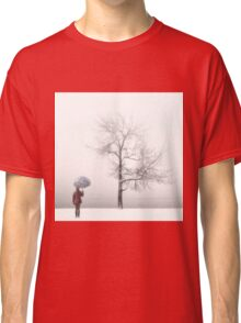 winter tree Classic T-Shirt