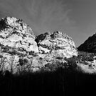 Cliffs by JVBurnett