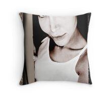 sarah-untitled Throw Pillow