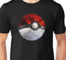 Pokeball Galaxy Unisex T-Shirt
