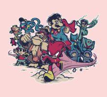 Super Smash League Kids Clothes