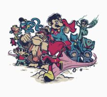 Super Smash League Kids Tee