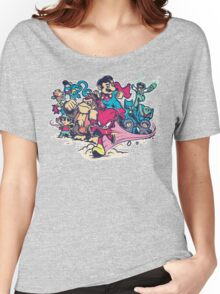 Super Smash League Women's Relaxed Fit T-Shirt