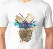 Your Hands Are Mine To Hold Unisex T-Shirt