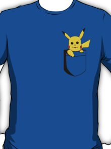 Pocketed Pika T-Shirt