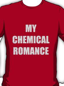MY CHEMICAL ROMANCE BLACK T-Shirt