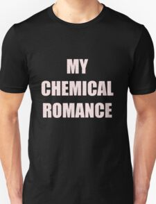 MY CHEMICAL ROMANCE RED T-Shirt
