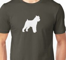 Brussels Griffon Silhouette(s) Unisex T-Shirt