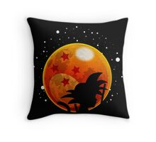 The Moon Child Throw Pillow