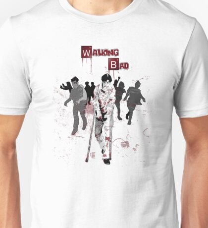 Walking Bad Unisex T-Shirt