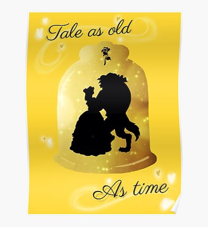 Tale As Old As Time Poster
