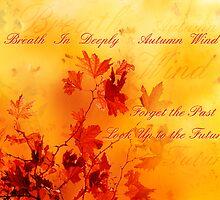 Breath In Deeply Autumn Wind by Freelancer