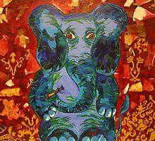 Elephant. by tonyanicole
