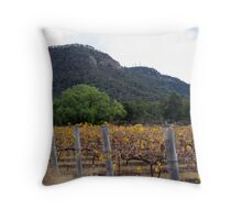 Hunter Valley Wines Throw Pillow
