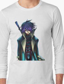 Anime Guy Long Sleeve T-Shirt