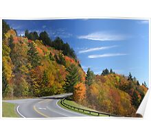 Newfound Gap Road Poster