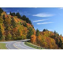 Newfound Gap Road Photographic Print